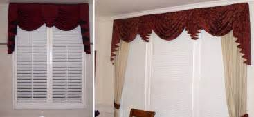 Swags And Cascades Curtains Custom Window Sconces I Swag Curtains I Cascades
