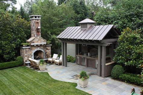 outdoor kitchen patio designs 20 gorgeous backyard patio designs and ideas