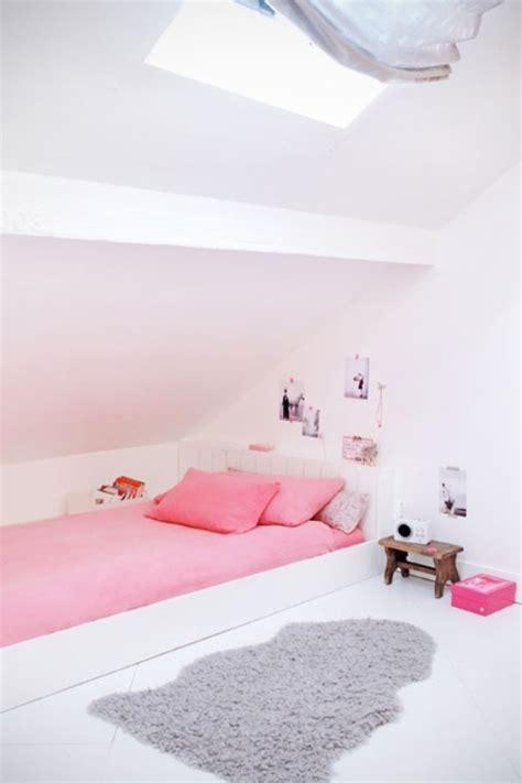 simple  fresh design ideas  teen girls bedroom