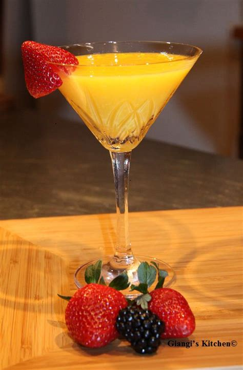 martini mango foodista recipes cooking tips and food mango