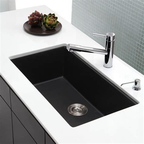 Blanco Black Granite Sink by The 25 Best Black Sink Ideas On Floating