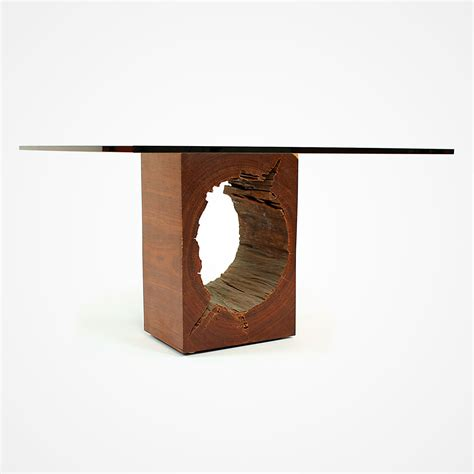 wood table bases for glass tops table designs