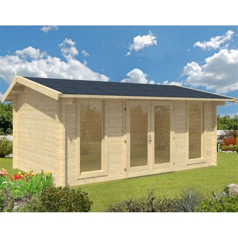 Chesterfield Sheds by Norland Chesterfield Log Cabin