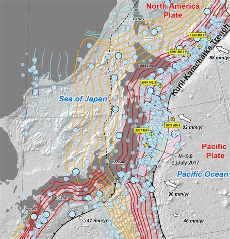 earthquake mp earthquake offshore of japan shakes crippled fukushima