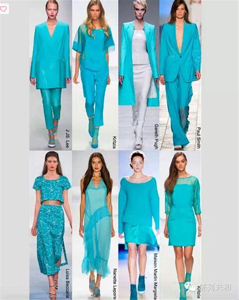 Fashion Blue 2016 fashion popular colors for conseils de mode pour vos habits