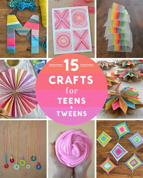 painting for tweens 14 crafts for and tweens artbar