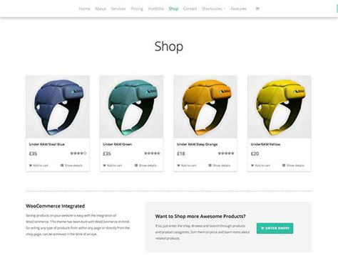 one page ecommerce template learning solutions one page ecommerce template