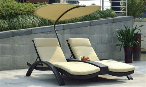 Double Chaise Chair