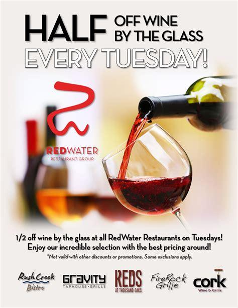 Half Off Gift Cards Restaurants - specials events cork wine grille