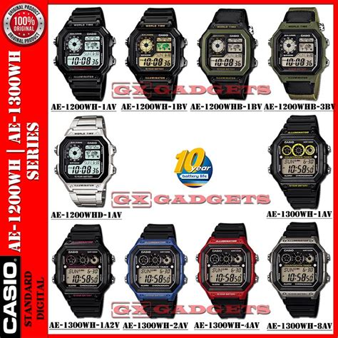 Casio Ae 1200wh 1bv Original casio ae 1200wh ae 1200whb ae end 12 18 2017 8 29 pm