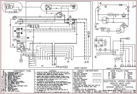 rheem wiring diagram air handler efcaviation