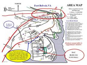 Comfort Inn Fairfax Area Map Fort Belvoir Va P O I 95 Rt 1 Rt 1 North Rt