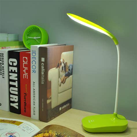 Wide Led Desk Light Kualitas Optimal Dan Tahan Lama rechargeable led desk light jp6601 lu meja belajar