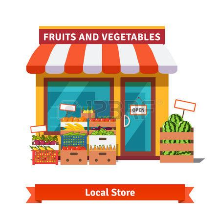 grocery store clipart market clipart grocery store building pencil and in