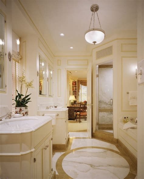 Bathroom Window Decorating Ideas Cullman And Kravis Bath Featuring Calacatta Gold Marble