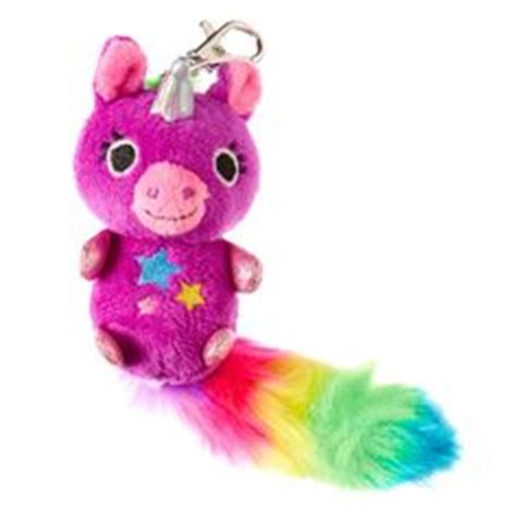 Smiggle Scented Fluffy Reversible Purse image for friend keyring from smiggle 2015
