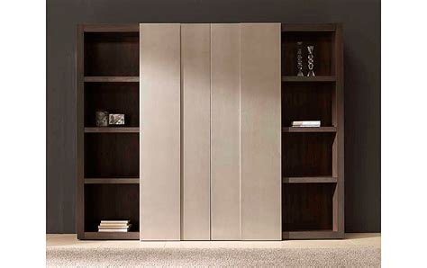 Modern Bookcase With Doors 187 Home Decorations Insight Modern Bookcase With Doors