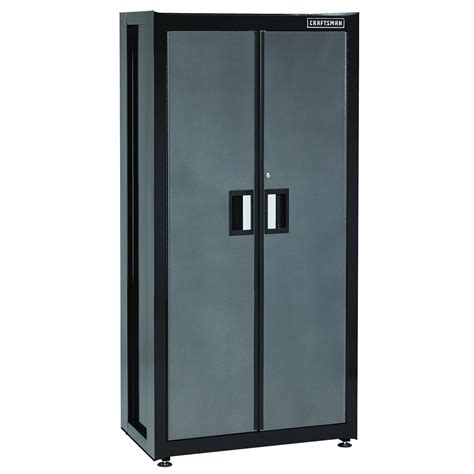 craftsman garage storage cabinets craftsman premium heavy duty floor cabinet locker