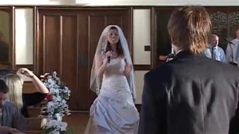 Wedding Aisle Singing by Sings Walking The Aisle The Gossip