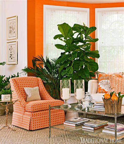 tangerine home decor tangerine home decor tangerine in home decor pantone