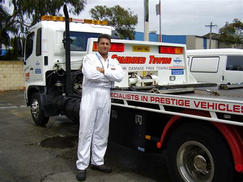 combined towing fleet and facilities combined towing sydney