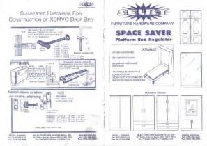Murphy Bed Plans Diy Diy Murphy Bed Plans Bed Plans Diy Blueprints