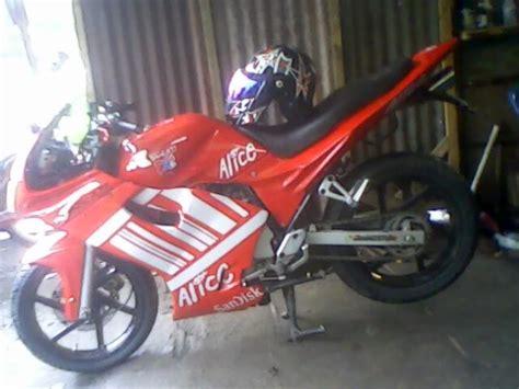 Lu Hid Motor Scorpio top 1 gambar modifikasi motor yamaha scorpio z cw 2012