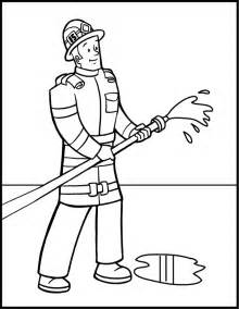 firefighter coloring page free printable firefighter coloring pages for