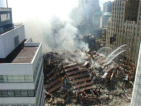 section 11 damages a collapse level event cle wtc building 7 in ruins