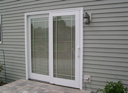 interior doors with blinds between glass interior with blinds between glass sliding patio door
