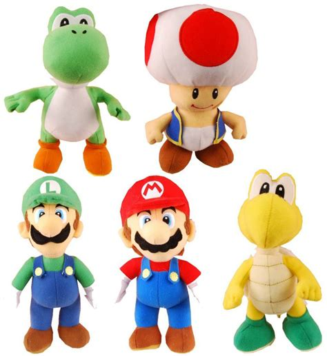 Mario Bros 10 11 12inchi Softcase Tas Cover Laptop Ultra Netbook buy mario luigi toad turtle yoshi plush set collection 5pcs giftcartoon