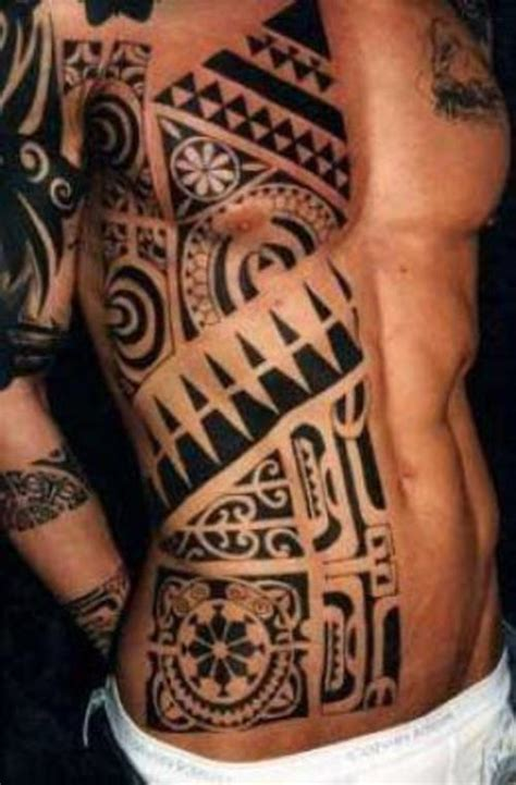 tattoo body tribal hawaiian tribal tattoos