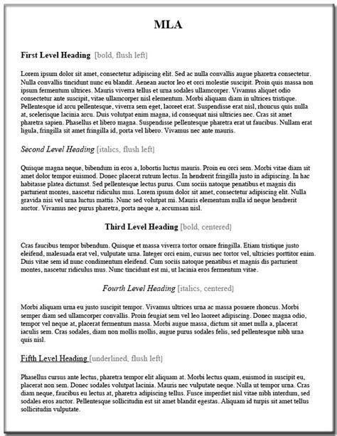 sections of a research paper best 25 apa format headings ideas on pinterest apa