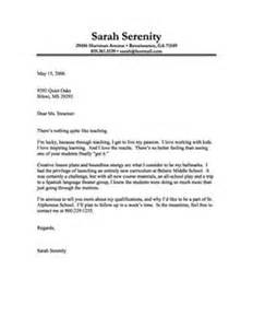 letter of application letter of application early years