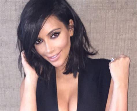 long bob hairstyles kim kardashian photos check out kim kardashian s platinum blonde hair