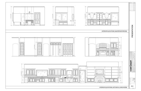 Kitchen Cabinet Section Panoramio Photo Of Interior Elevations Autocad