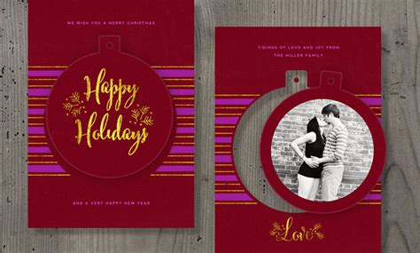 Luxe Cards Templates by Luxe Pop Cards Template Modern Mix 3