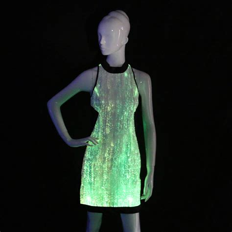 2015 Luminous Clothing Led Light Plus Size Hawaiian