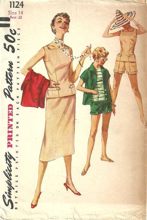 Clutch Fashion 1124 sewing patterns sewing and make a skirt on