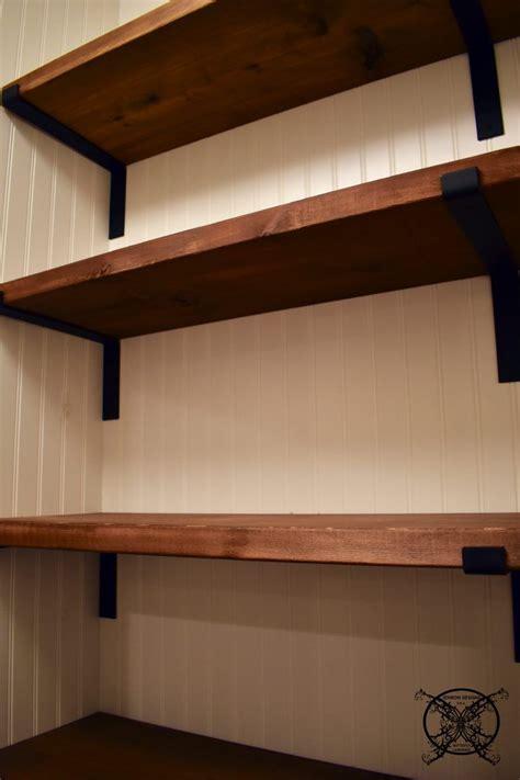 diy farmhouse pantry shelves pantry shelving kitchen