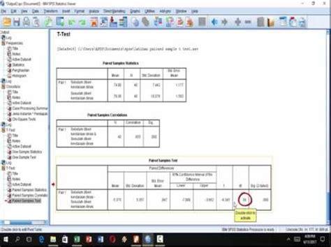 tutorial spss distribusi frekuensi tutorial aplikasi praktis spss untuk fungsi frekuensi
