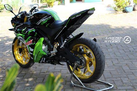 Motor Variasi Keren by Gambar Modifikasi Yamaha Vixion Variasi Keren Banget