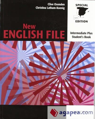 New English File Intermediate Plus Student S Book Oxford