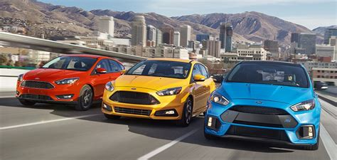 ford focus comparison freehold ford