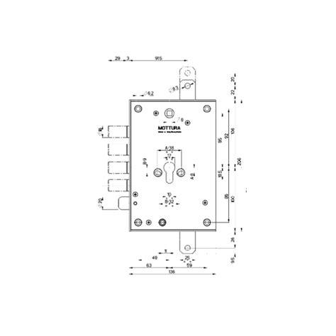 serratura per porta blindata serratura mottura cilindro europeo per porta blindata