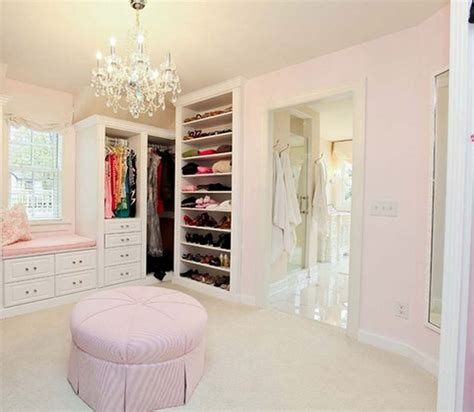 Pink Closet by Kandeej I Of Bathrooms And Closets