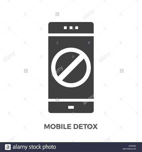 Mobile Detox by Mobile Prohibited Mobile Ban Stock Photos Mobile