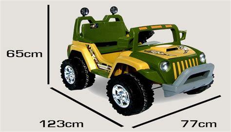 Kinderautos Ab 8 by Kinderauto Elektroauto Jeep 60watt Kinderfahrzeuge 2 4 Jahre