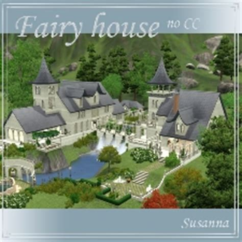 where to buy a fairy house sims 3 fairy house by susanna827 the exchange community the sims 3