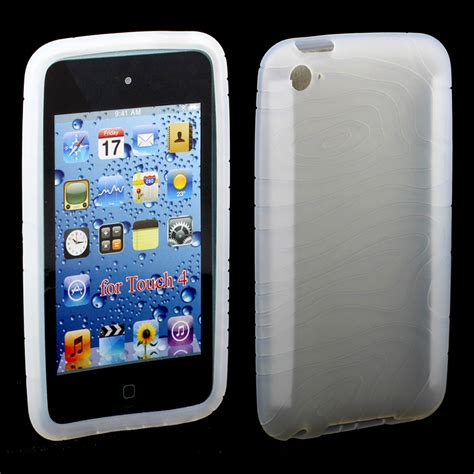 Soft Ipod Touch 4 wholesale ipod touch 4 silicon soft clear